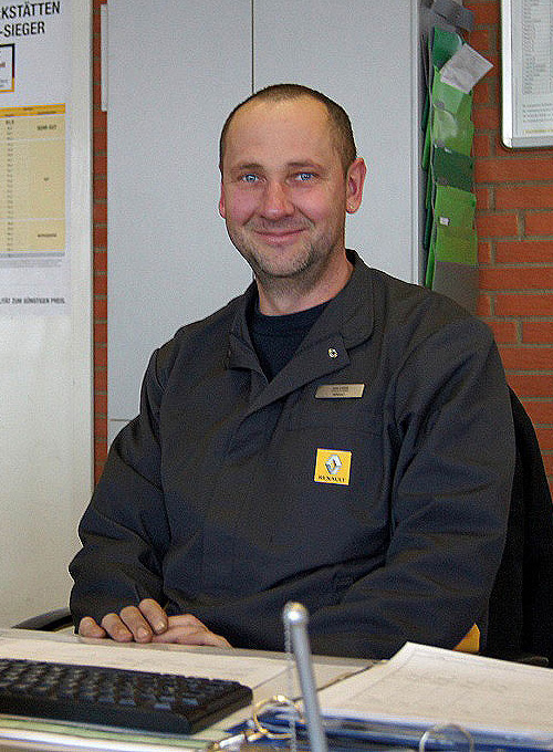 Sven Lange - Serviceberater / Diagnosetechniker