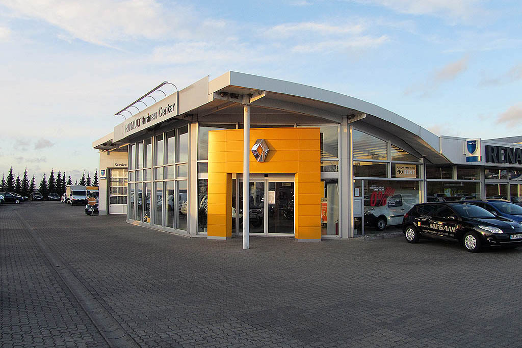 Renault & Dacia Neubrandenburg