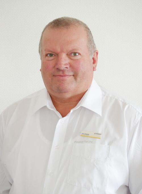 Mario Langner - Pro+ Gewerbekundenverkäufer