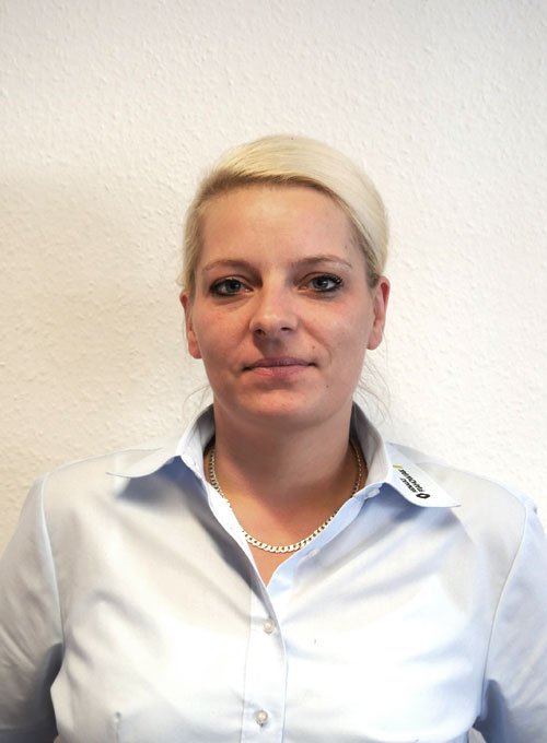 Ricarda Ehlert - Serviceassistentin