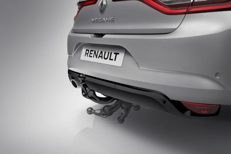 Renault Megane 4 Abnehmbare Anhängekupplung