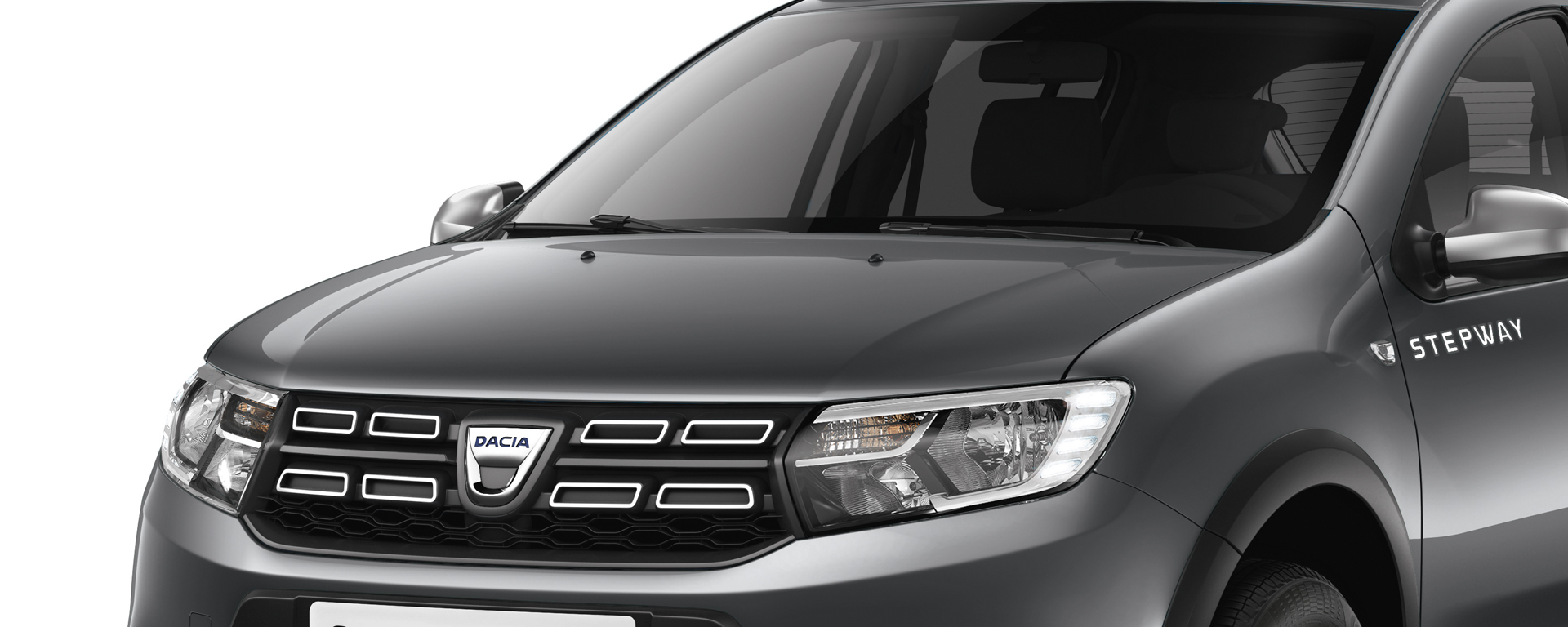 Dacia Sandero 1.000,00 € günstiger
