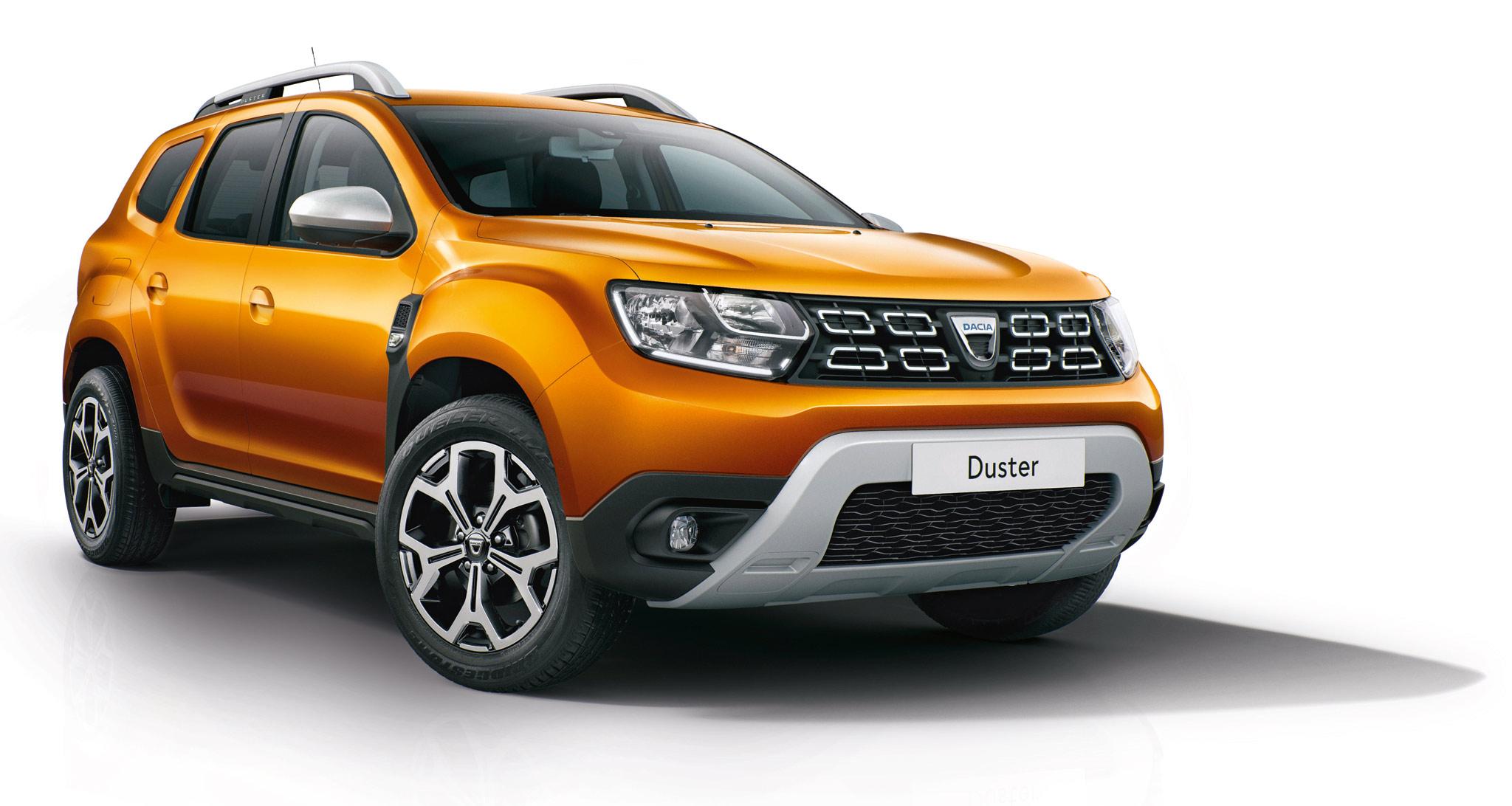 Dacia Duster zum Sonderpreis