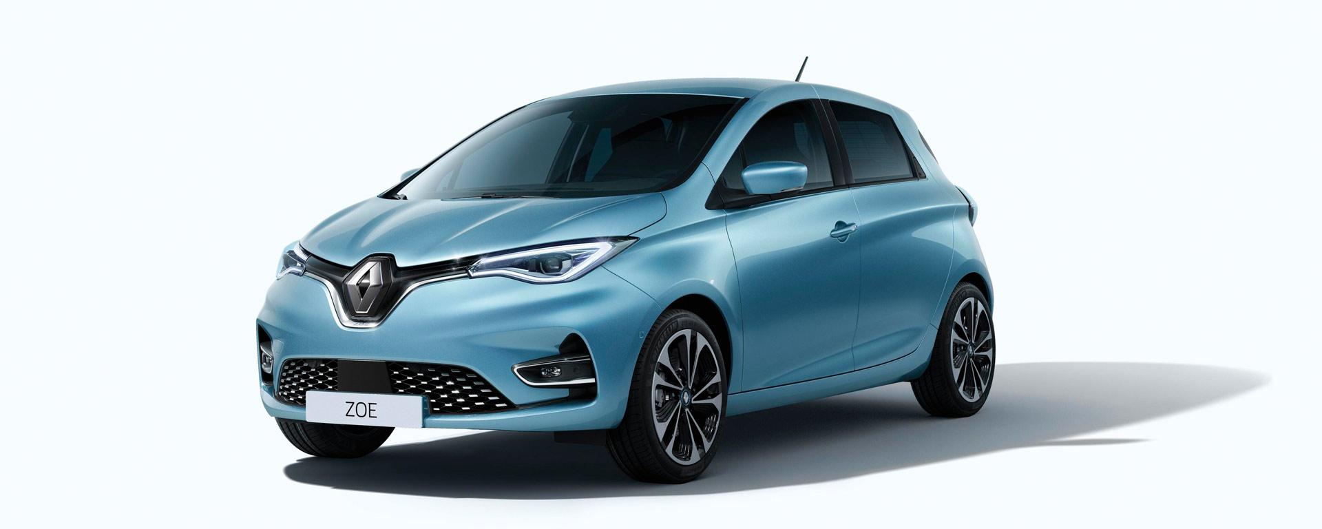 Renault Zoe jetzt mit 11.000 EUR Elektrobonus