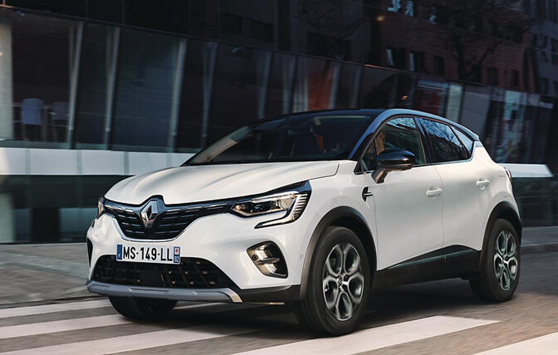 Renault Captur Plugin Hybrid